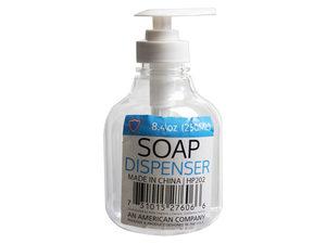 Wholesale: 250ml Soap Dispenser