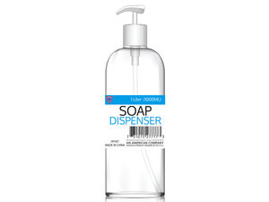 Wholesale: 1 Liter/1000ml Soap Dispenser