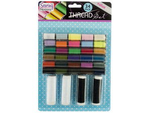 Wholesale: Deluxe Sewing Thread Set