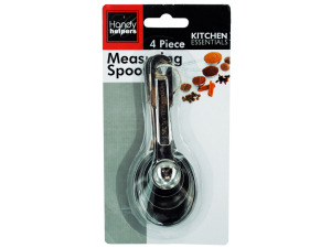 Metal Measuring Spoon Set