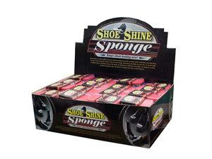Wholesale: Shoe Shine Sponge Counter Top Display