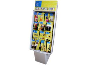 Wholesale: Sewing essentials floor display