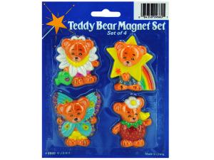 Wholesale: Teddy bear magnet set