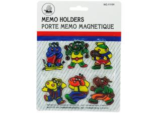 Wholesale: Magnetic hippo memo holders
