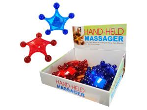 Wholesale: Five-Ball Handheld Massager