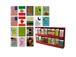 Wholesale: Novelty Magnet Display