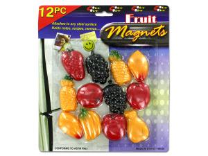 Wholesale: Fruit magnet set