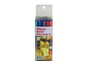 Wholesale: Huge set mini stir straws