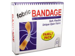 Wholesale: Flexible Fabric Bandages