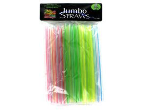 Wholesale: Jumbo Straws