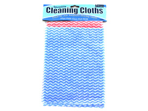 Wholesale: Multi-purpose cleaning cloths