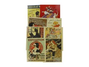 Wholesale: French Poster Art Prints Set