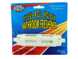 Wholesale: Toilet Paper Holder With Freshener