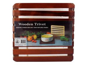 Wholesale: Wooden trivet