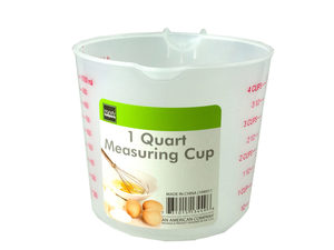 One Quart Measuring Cup