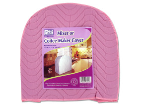 Mixer/coffee maker cover (approx 7.25 x 15 x 14.50 inches)