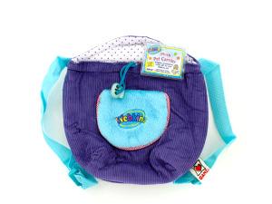 Wholesale: Purple knapsack 13734