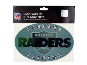 Wholesale: Raiders 3d magnet 14015