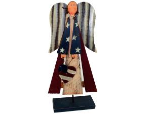 Wholesale: Patriotic angel 12578