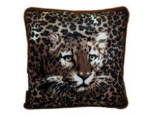 Wholesale: Leopard accent pllw 14290