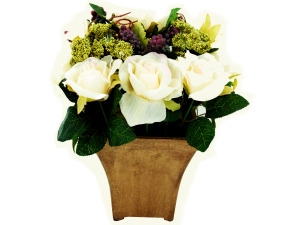 Wholesale: Roses/berry bouquet 36227