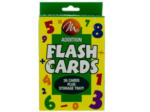 Wholesale: Math Flash Cards