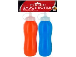 Wholesale: 2 piece 60 gram sauce bottle