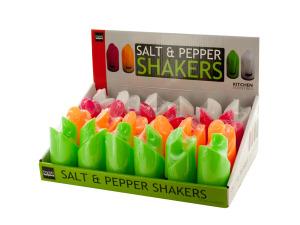 Wholesale: Salt & Pepper Shakers Countertop Display