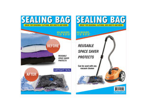Wholesale: Vacuum Seal Storage Bag