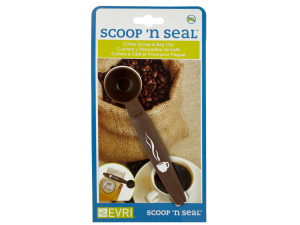 Wholesale: Coffee Scoop & Clip