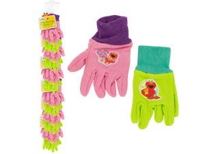 Wholesale: Sesame Street Gardening Gloves Clip Strip
