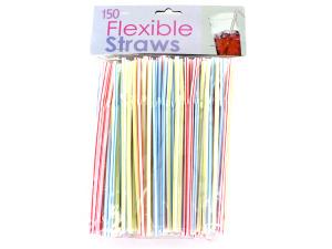 Wholesale: Flexible Straws