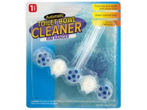 Wholesale: Automatic Toilet Bowl Cleaner Rim Hanger