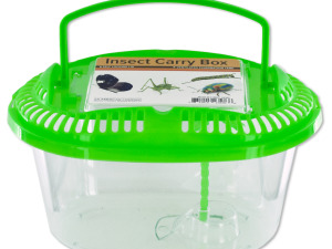 Wholesale: Miniature Insect Carry Box with Handle