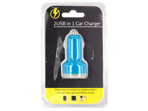 2 USB in 1 Car Charger