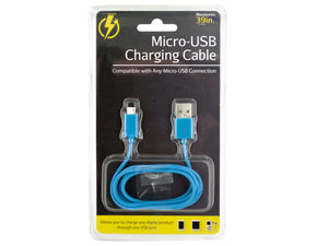 Universal Micro-USB Charging Cable