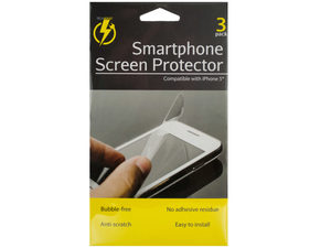 Smartphone Screen Protectors for iPhone 5