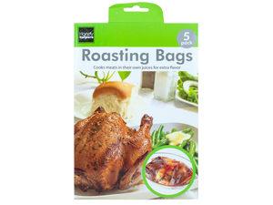 Wholesale: 5 Pack Roasting Bags