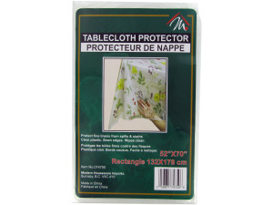 Wholesale: 52 x 70 tablecloth protector