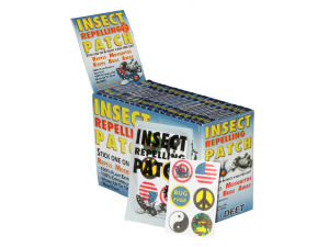 Wholesale: Insect Repelling Patch Countertop Display