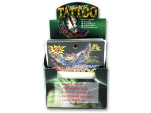 Wholesale: Temporary body art tattoos