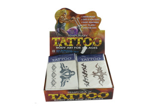 Wholesale: Motorcycle Temoroary Tattoos