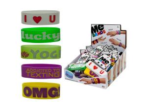 Wholesale: ME Bands Bracelet Display