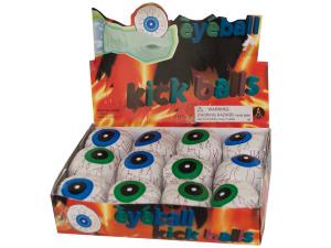 Eyeball Kick Ball Counter Top Display