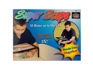 Wholesale: Super Scope Hands-Free Magnifier