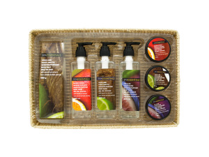 Wholesale: Spa Essentials Bath & Body Gift Set