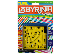 Wholesale: Travel Labyrinth Game