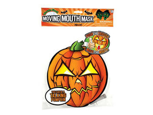 Wholesale: Talking Headz Halloween Moving Mouth Mask