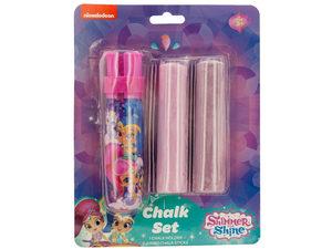 Wholesale: Shimmer and Shine Jumbo Chalk Set