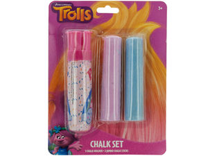 Wholesale: Trolls Jumbo Chalk Set